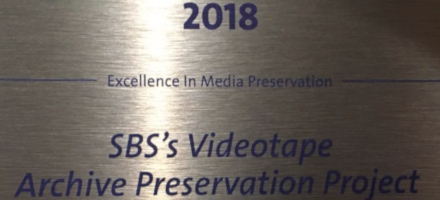 Video Digitisation Award